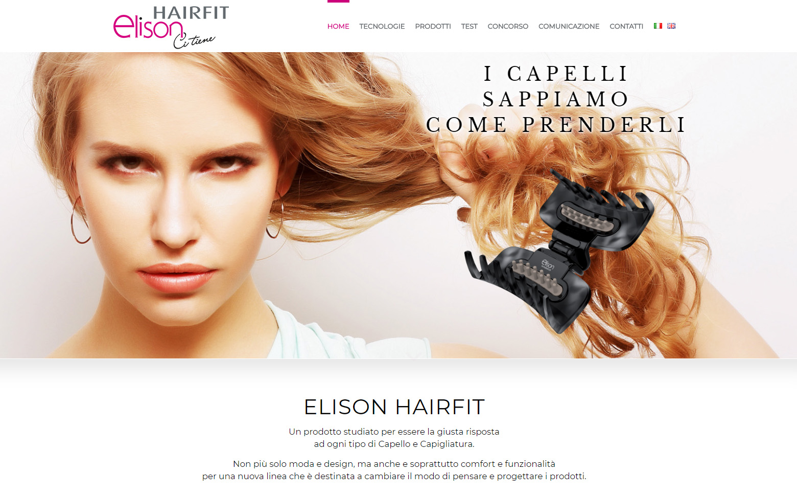 Sito Elison Hairfit